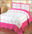 Home textile thin bedspread, good quilted plain bedspread
