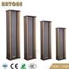 "TZ-315 15W 70V/100V 4"" column public address system outdoor speaker"