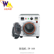 High quality LCD repair vacuum bubble remove machine