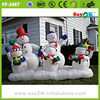 cheap outdoor christmas inflatable snowman price in china
