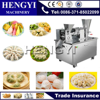 Different type frozen samosa and spring rolls making machine