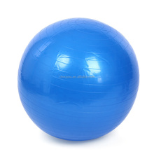 China supplier Hot sale cheap price products PVC anti-burst yoga ball