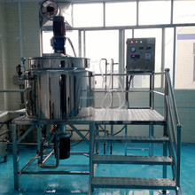 AVE- Stainless steel chemical reactor price machine to make liquid soap