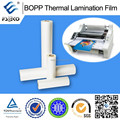 BOPP lamination film for greeting card/paper boxes size as your need