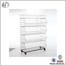 High Quality Factory Supply retail store racks for supermarket and retail stores