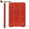 Genuine leather smart case for iPad mini luxury cover wholesale nice case