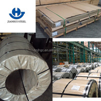 Cold rolled SS316 thin stainless steel coils and sheets