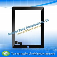 Tablet Spare Parts Touch Digitizer Screen for iPad 2
