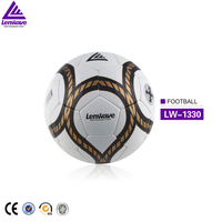 Factory wholesale professional match pu laminated football
