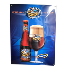 Vintage Beer Metal Signs Tin Sign Decorative Metal Plate Wall Plaque 20*30 CM Metal Sign