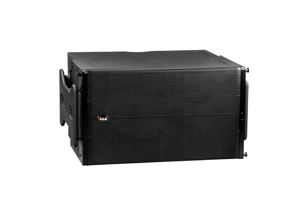 poweredl subwoofer line array speaker 18inch 1200w 100mm voice coil LA-6B spe audio