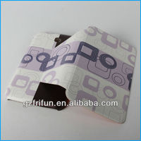 "Square and round the world print 7"" for android tablet cases from frifun"
