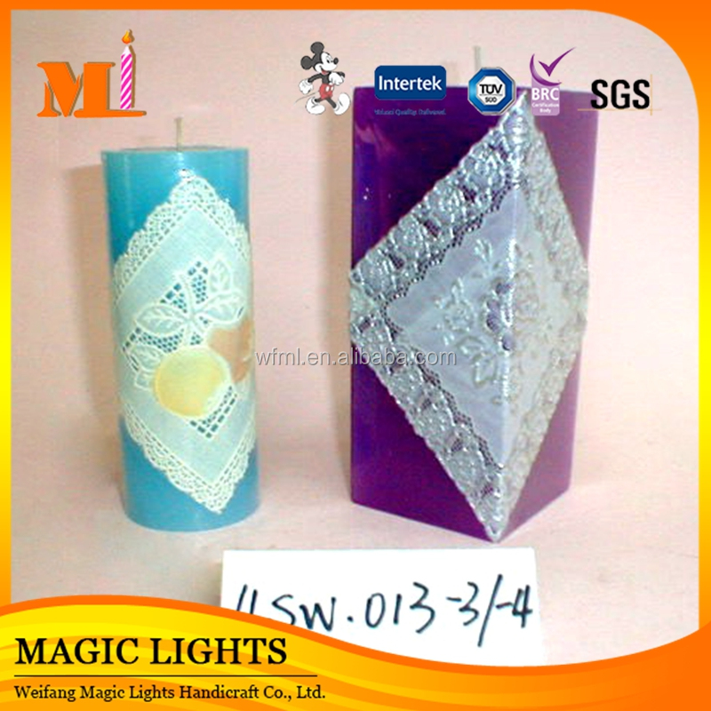 Home Decoration Customized Wholesale Religious Scented Candles