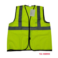 best safety reflective vest material