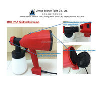 JS Easy use most normal home use HVLP spray gun 350W, JS-HH12A