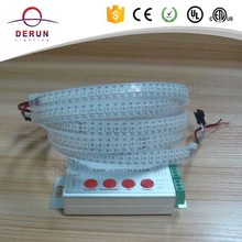 individually addressable led strip lights with SD card controller