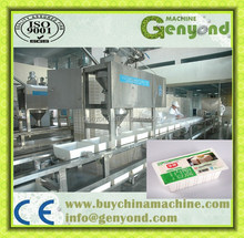 Complete bean curd production line / tofu making machine
