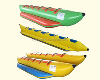 hot sale commercial grade water inflatable banana boat for water game