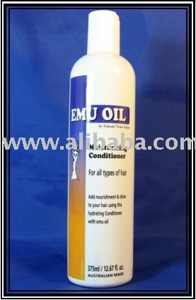 Emu Oil Products-Hair Conditioner With Emu Oil 375ml