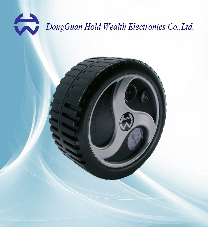 dc 12v portable and mini car tire inflator for wholesale price offer China