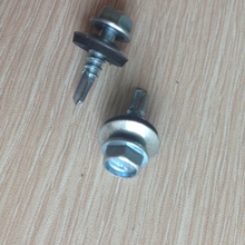 drilling screw with rubber washer manufacturer
