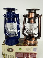 solar bronze lantern Chinese supplies brightness oil lantern with a low price