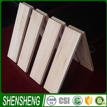 cheap price paulownia wood concrete triangles sawn timber battens