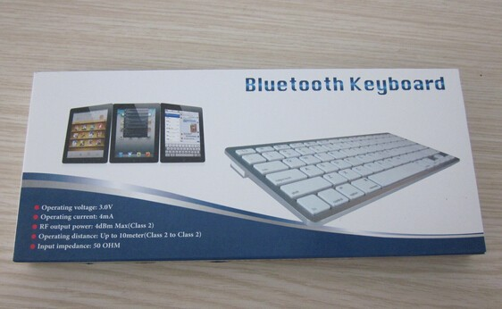 Wholesale Ultra-thin Mini 78 Keys Wireless Bluetooth Keyboard For Samsung