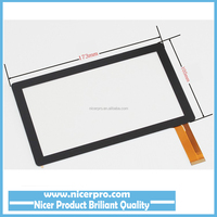 "7"" inch LCD touch panel LCD touch screen digitizer glass for Q88 A13 tablet PC MID"