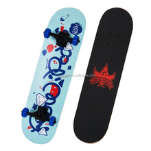 7 ply complete skateboard for adult Cool skateboards press for sale custom complete skateboards