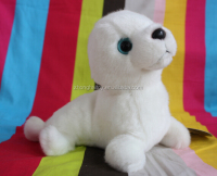 Custom made toys stuffed sea animals plush sea lion with sound,Plush Stuffed Sea Lion Toy