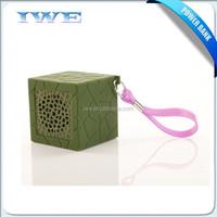 2015 China supplier mini waterproof wireless bluetooth speaker car music