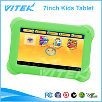 NEW Dual Core Kids learning android 7 inch game free download mid tablet pc