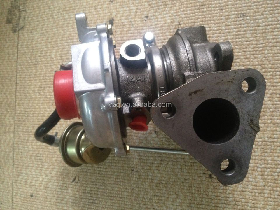 The turbocharger for <strong>Mitsubishi</strong> pickup <strong>L200</strong> 1515A030 1515A029