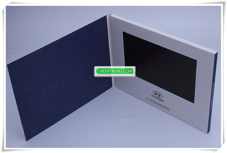 2.4/2.8/3.5/4.3/7inch 2015 lcd screen greeting card / lcd video cards /xxx china video screen movie