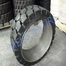 high quality 21x7x15 solid tires press on tires with low price TR
