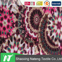 scuba fabric/ fabric for making clothes/ polyester spandex fabric