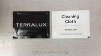 Non alcohol wet cleaning cloth with full printting and private label