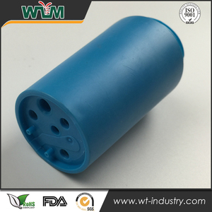 Plastic Injection Modling Parts for Electronic Shell with Screw Thread