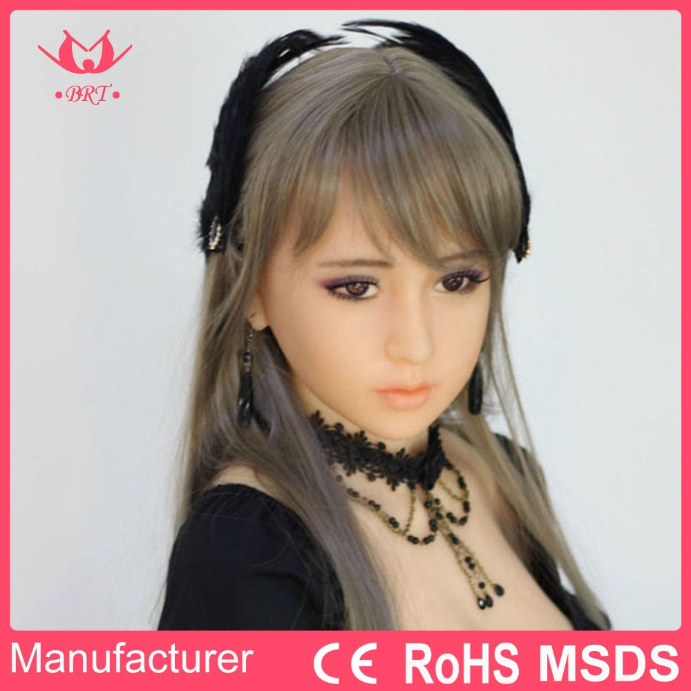 Realistic Sex Doll For Men Silicone Rubber Pretty Girl with Human Voice & Human Temperature