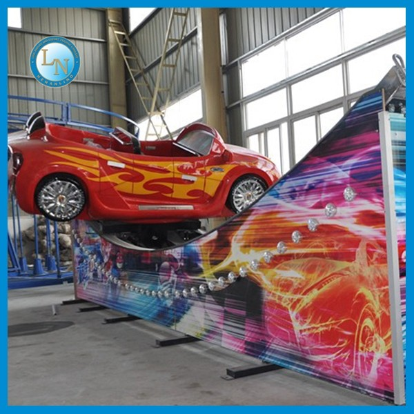 China amusement park outdoor/indoor playground mini electric flying car ride for sale