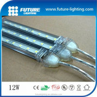 China manufacturer 3 years warranty CE/RoHs 12v 100cm rgb color changing aluminum linear led light led hard strip
