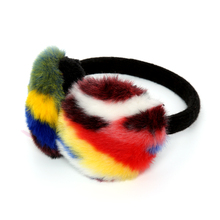 Chinese Supplier New Funny Children Plush Winter Color Earmuffs Warm Ear Pad muffs Cover Ears For Kids