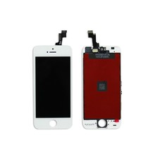 China suppliers mobile phone spare parts lcd for iphone 5s screen
