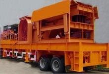 Factory Direct Supply Mobile Jaw Crusher with High Quality from Henan,China