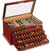 LUXURY 60 PEN CASE WOOD DISPLAY