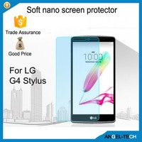Best Price Soft Nano Explosion-proof Screen Protector for LG G4 Stylus