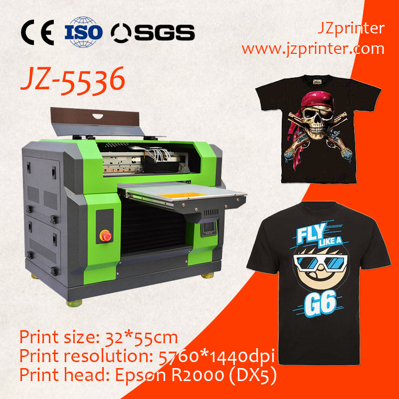 Cheap DTG direct to garment printer with best quality