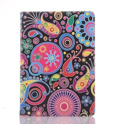 Book PU pouch case with card holder for ipad mini 2