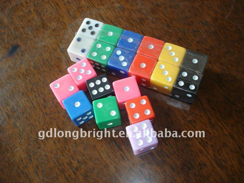 10mm Playing Dice